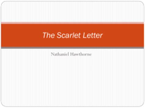 Sin In The Scarlet Letter Essays - ManyEssayscom
